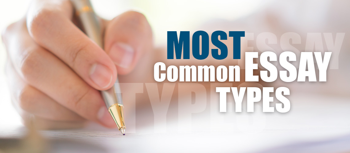 types-of-essays