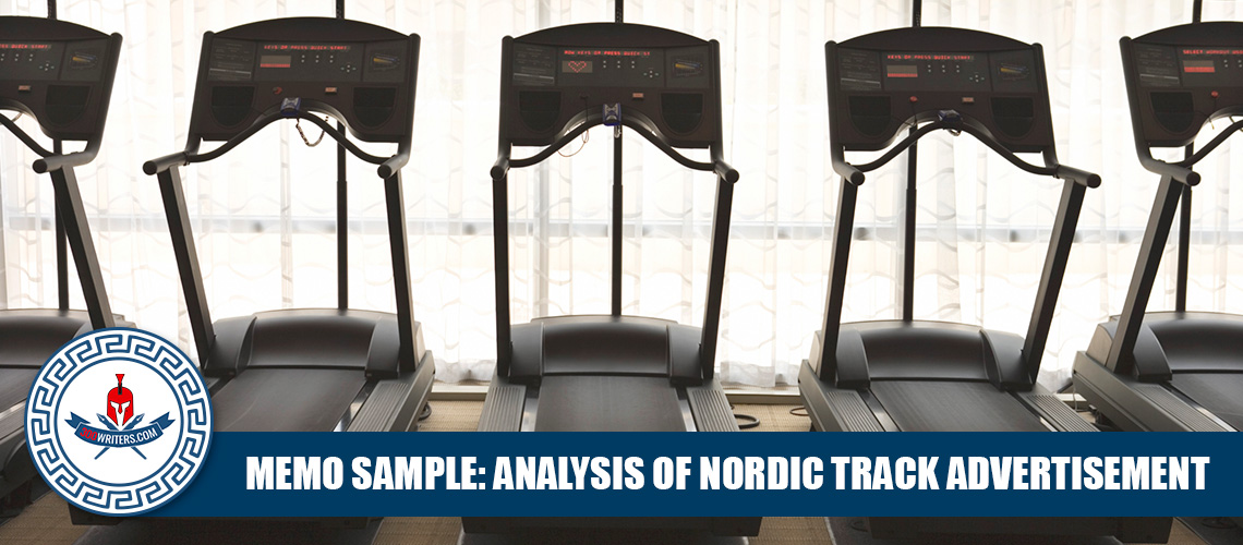 nordic-track-advertisement-memo-example